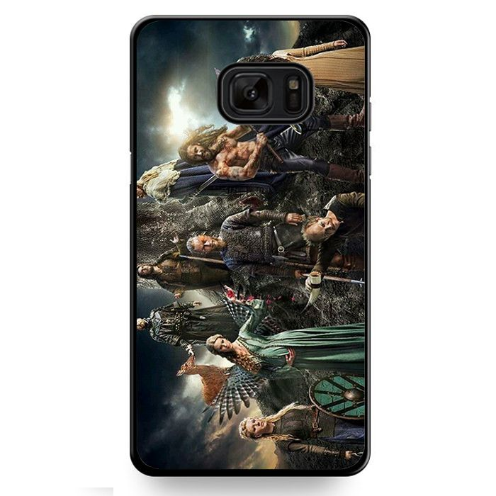 Vikings Actors TATUM-11692 Samsung Phonecase Cover For Samsung Galaxy Note 7