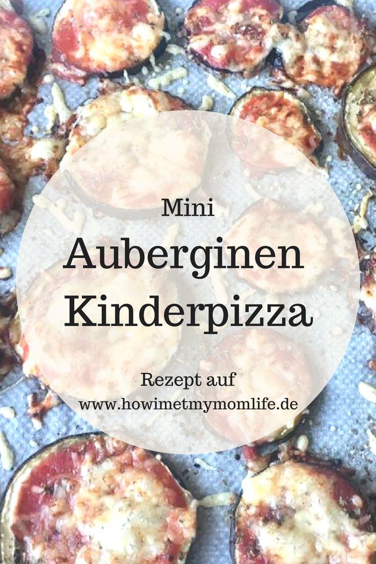 Ihr sucht nach einem Familienrezept oder BLW Rezept für Kleinkinder? Dann hab ich da was für euch! Die Auberginen Kinderpizza ist eine super Alternative zur klassischen Pizza und schmeckt Groß und Klein!