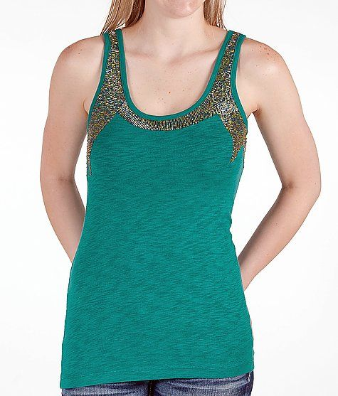 Threads 4 Thought Multi Bead Tank Top - Women's Shirts/Tops | Buckle