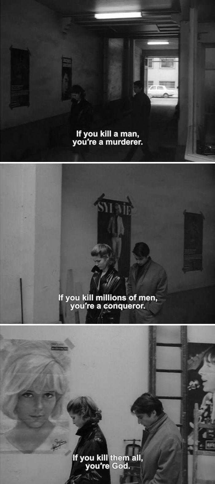 Masculin Féminin / 1966 / Jean-Luc Godard