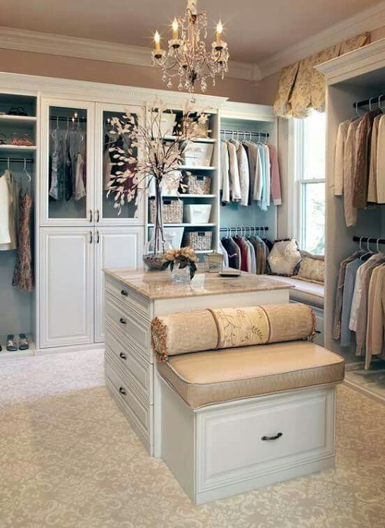Going to change my extra bedroom upstairs too a closet like this.