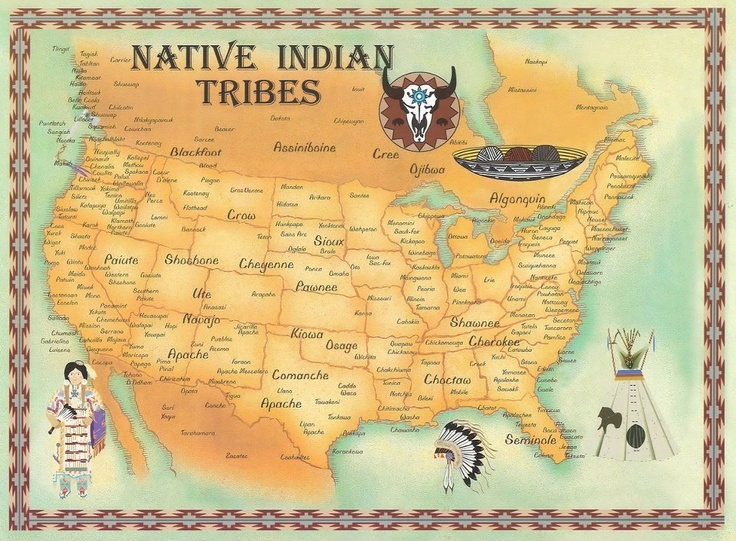 the effects of the united states government on the indians Representatives of the us government such as indian agents, missionaries and  school teachers sought to assimilate the makah through the implementation of.