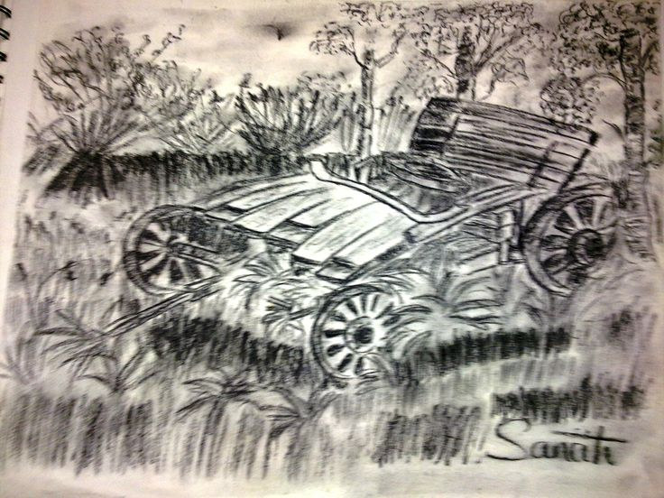 #Charcoal #sketch