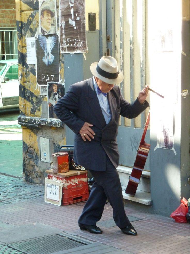 Disfrutando del Tango, Buenos Aires