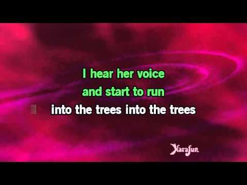 Karaoke A Forest - The Cure * - YouTube