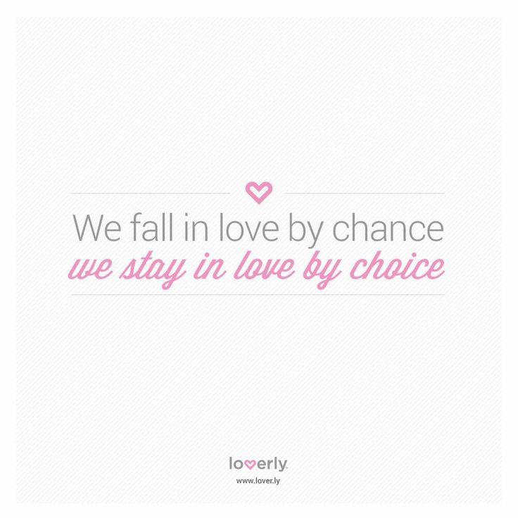 We Fall In Love By Chance: 17 Best Images About Quotes Poetic Feelings Deep Thoughts
