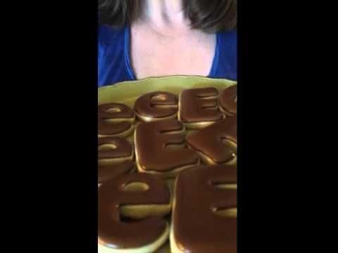 April Fools' Cookies - YouTube