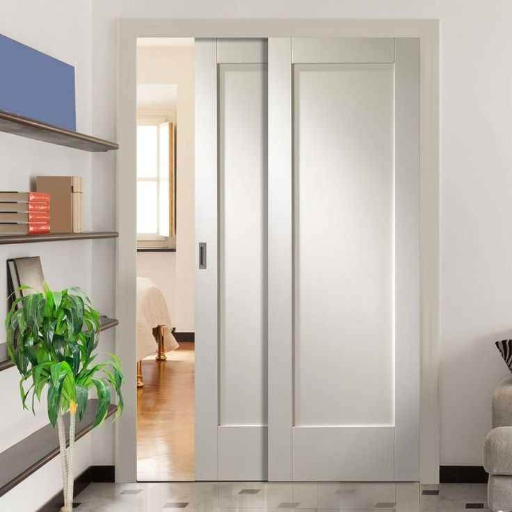 101 best images about easi slide doors in oak and white on for 10 panel bifold door