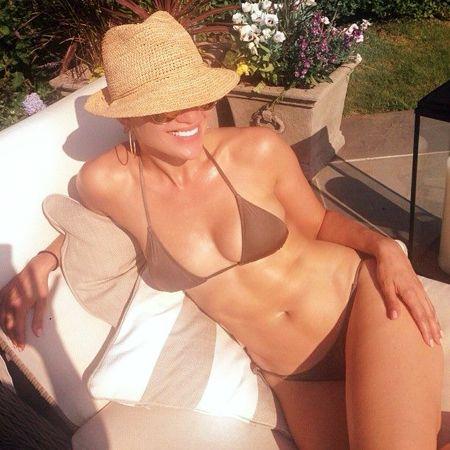 The 33 Sexiest Summer Bodies! | fitness | Pinterest | Jennifer lopez, Jennifer lopez bikini and Jennifer lopez diet