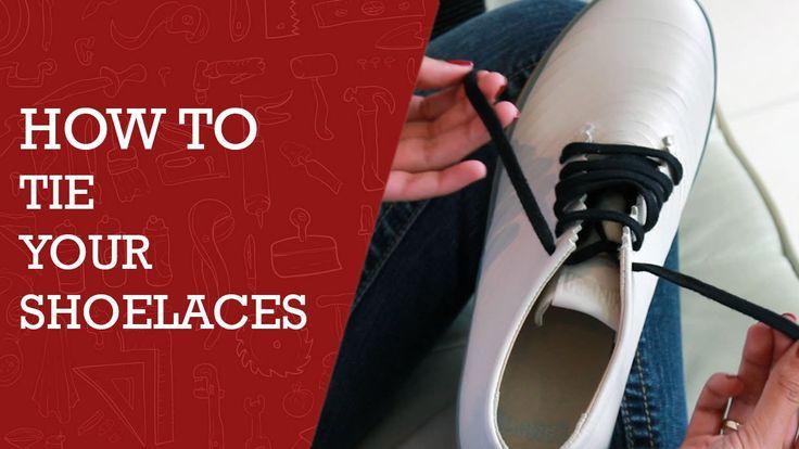 How to Tie Shoelaces  | Best DIY tips | 2 styles