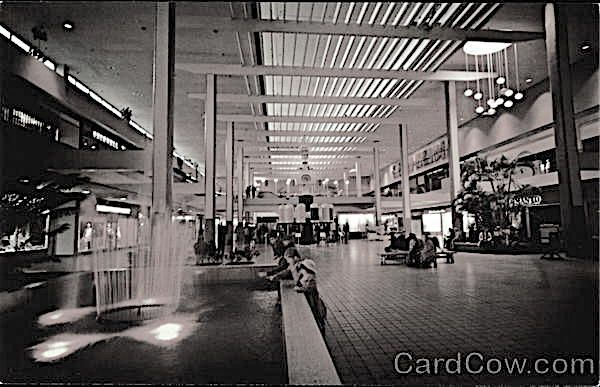 1973 Interior of Midtown Plaza  Rochester State: New York (NY) County: Monroe