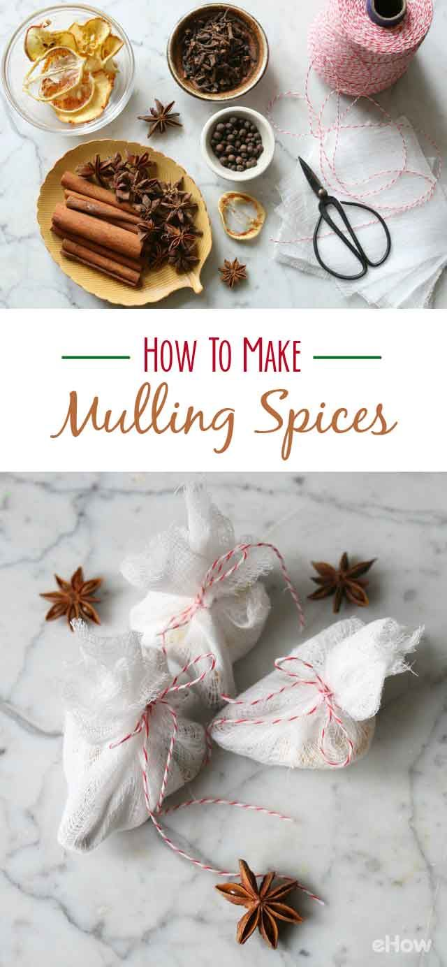 It's beginning to smell a lot like Christmas! Warm up your home with the comforting, soothing scents of mulling spices with this simple how-to: http://www.ehow.com/how_5820085_make-mulling-spices.html?utm_source=pinterest.com&utm_medium=referral&utm_content=freestyle&utm_campaign=fanpage