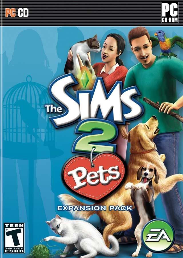 The Sims 2 Pets Expansion Pack - Windows PC Computer Game - Trusted eBay Seller