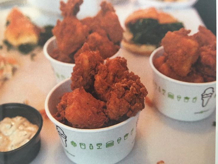 Shake Shack might add chicken tenders to its menu