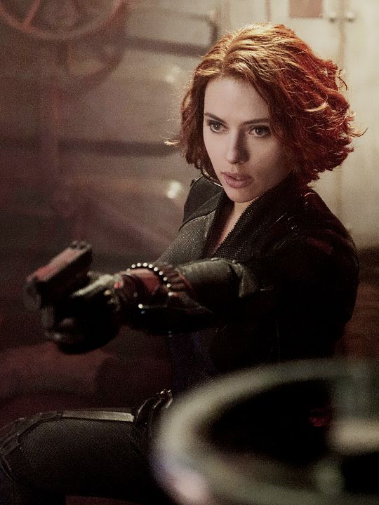 'Black Widow' in 'The Avengers: Age Of Ultron' (2015)