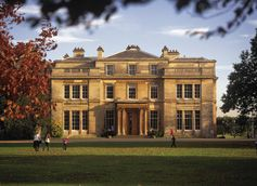 Normanby Hall Country Park & Farming Museum, Normanby Hall Country Park, Scunthorpe, Lincolnshire - Regency Manor House