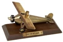 VINTAGE LIGHTER AIRPLANE SPIRIT OF ST. LOUIS LINDBERGHSt Louis,  Carpenter Planes, Lighter Airplanes, Airplanes Spirit, Louis Lindbergh, Vintage Wardrobe, Alexlittleth,  Woodworking Planes, Vintage Lighter