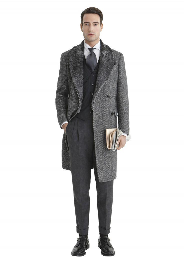 Lardini Man Fall Winter 2014-15 - Shades of grey