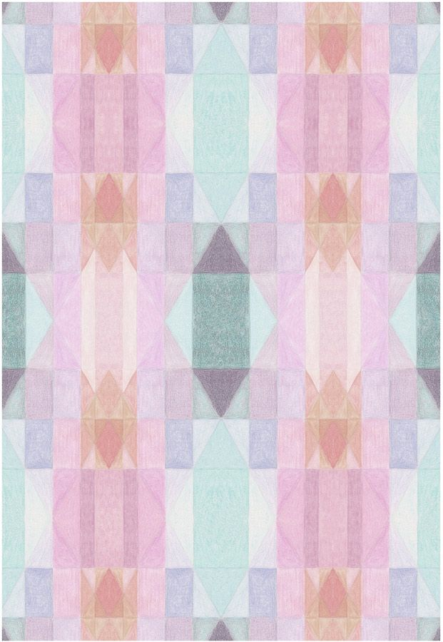 Visual Mantras (Geometric) - Ana Montiel