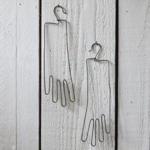 présentoir de gants