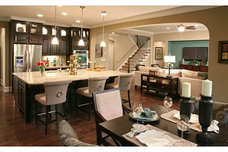 1000 ideas about standard pacific homes on pinterest for Standard white kitchen cabinets