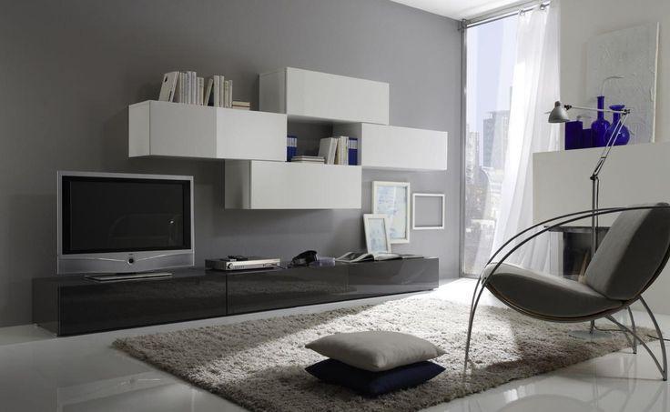Modern Grey Living Room Design 2016 – Latest Monogram Living Room | drawhome.com