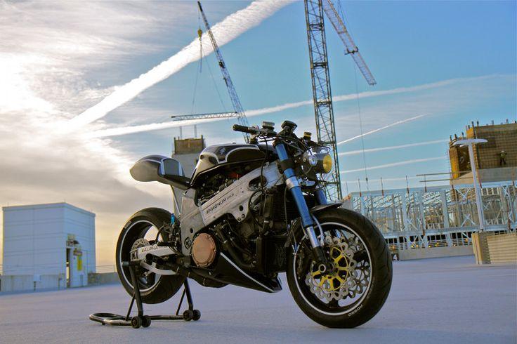 Suzuki TL1000R by Magnum Opus