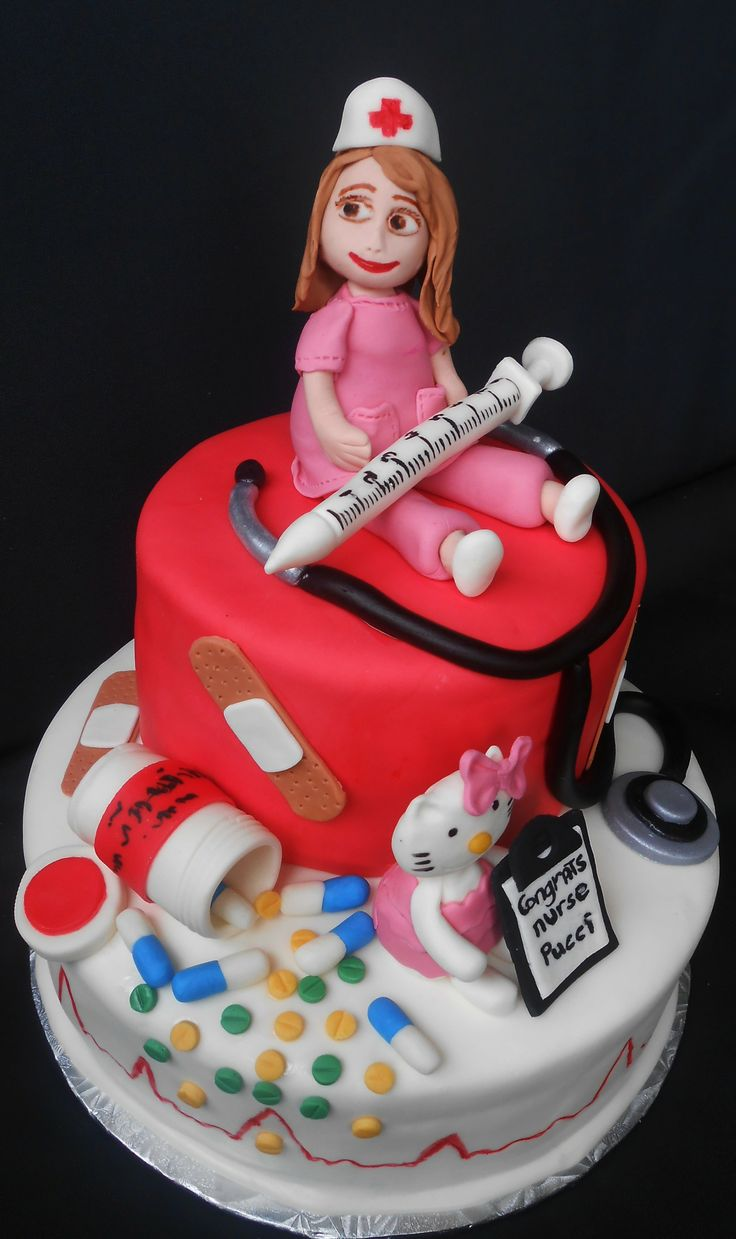 Cake Decorating Medical Theme : 32 best ideas about Medical theme cakes on Pinterest ...