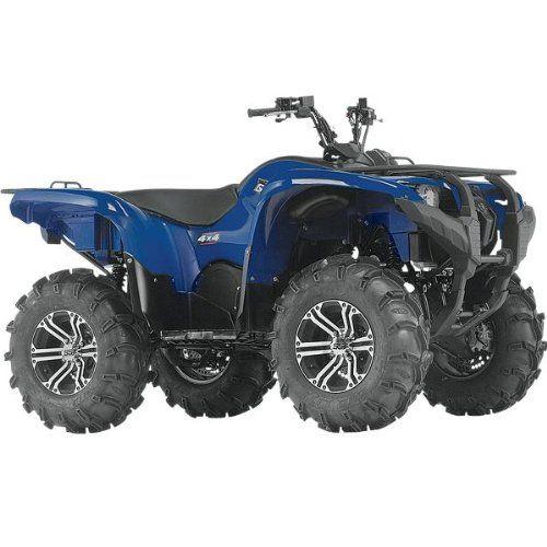 ITP Mud Lite XTR, SS212, Tire/Wheel Kit - 27x9Rx14 - Machined 43177L