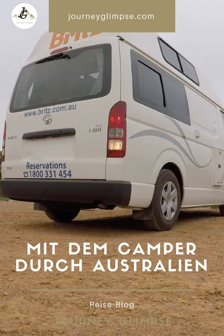 Mit dem Camper durch Australien zu reisen ist ein Traum vieler. Wir haben diesen für vier Wochen gelebt.