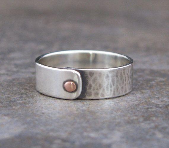 simple rivet ring