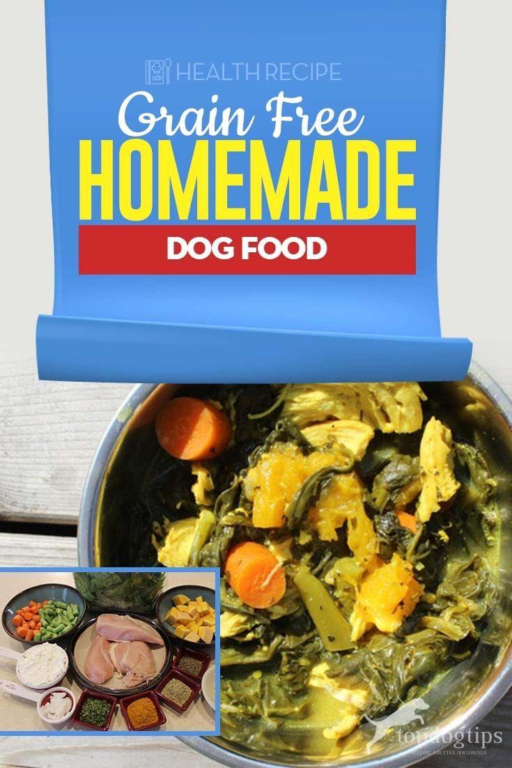 Amazing Grain Free Dog Food Recipes Your Dog Will Love Grain