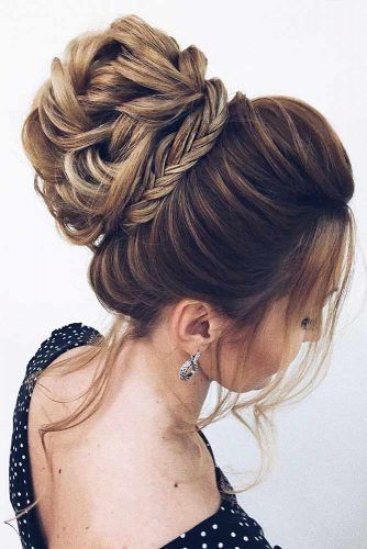 30 Great Hair Updos For Christmas Hair Styles Tips Pinterest