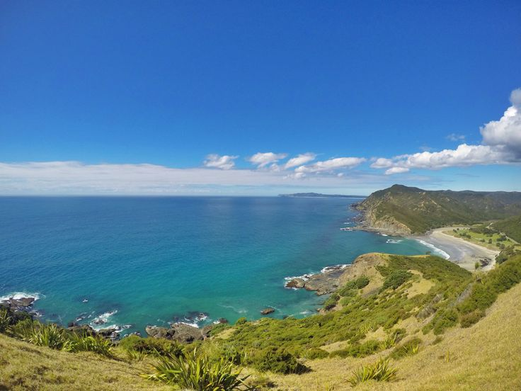 Tapotupotu bay, NZ