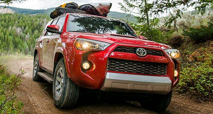 New 2015 Toyota 4Runner Raleigh Near Durham NC | Price | Safety