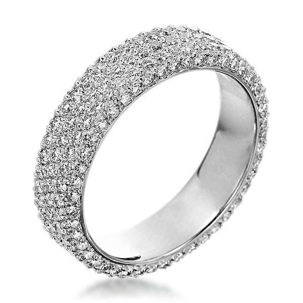 all diamond wedding band Wedding Decor Ideas
