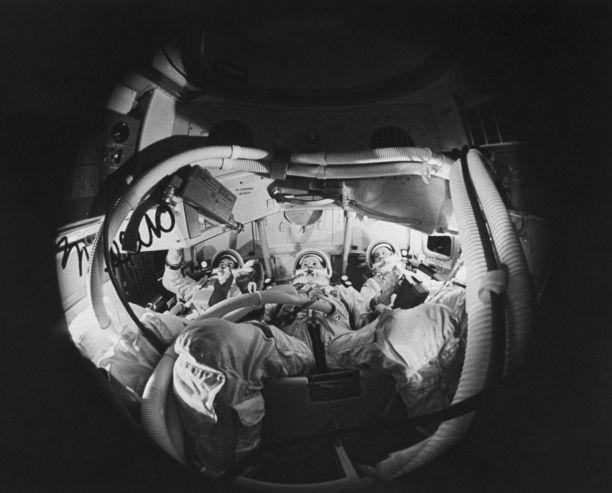 astronaut ed white apollo mission - photo #10