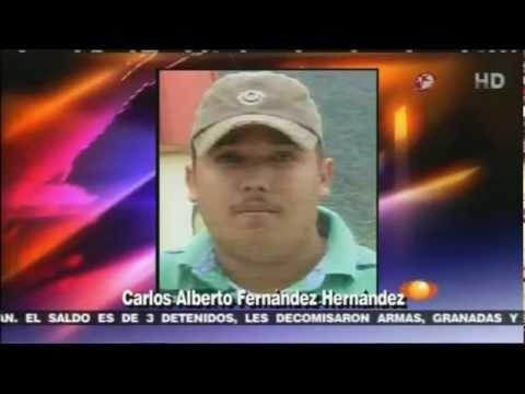 Video: Abaten a capo de los Zetas