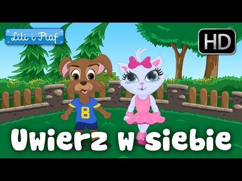 Pierwszy teledysk z serii Lili i Plaf na Placu Zabaw teraz w HD! Piosenka dla…