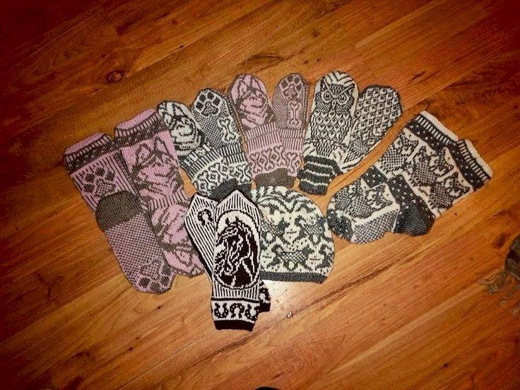 votter sokker og luer