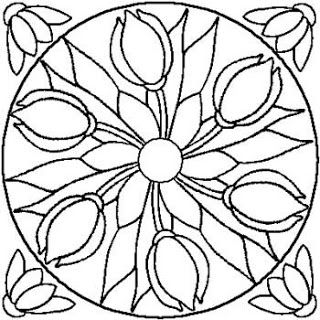 Free Large Mandala Coloring Pages