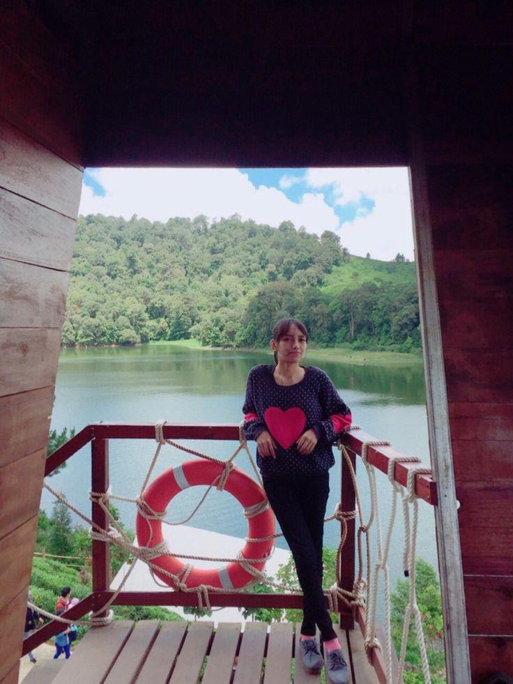 Glamping Lakeside Rancabali Ciwidey, Bandung Indonesia