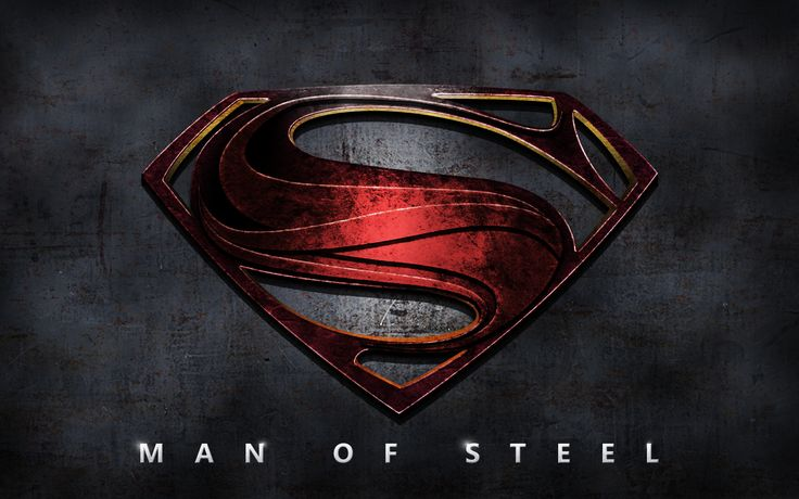 Man of Steel wallpaper 1400x900