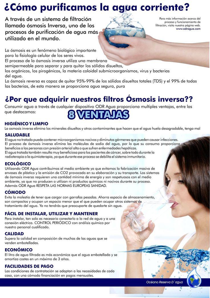 309 best images about filtros de agua caseros tecnolog a - Filtros de osmosis ...