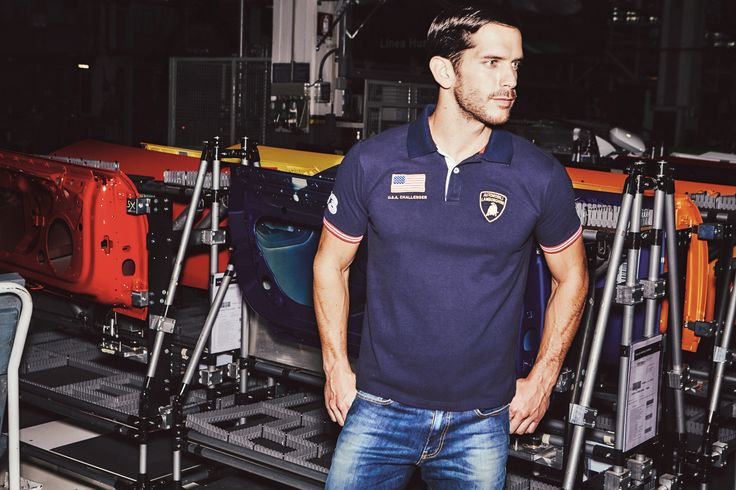 USA Challenger. In deference to the US track racing where the power of the Italian cars is downloaded on the tarmac of famous circuits like Laguna Seca, Sebring and Circuit of the Americas. Check out the new Autumn Winter 2015-16 collection on lamborghinistore.com