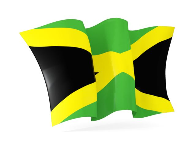 AnimatED JAMAICAN IRISH | waving wallpaper flag of Jamaica