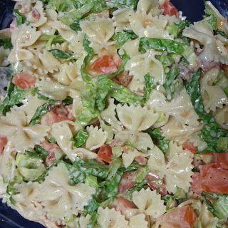 WW BLT Pasta Salad