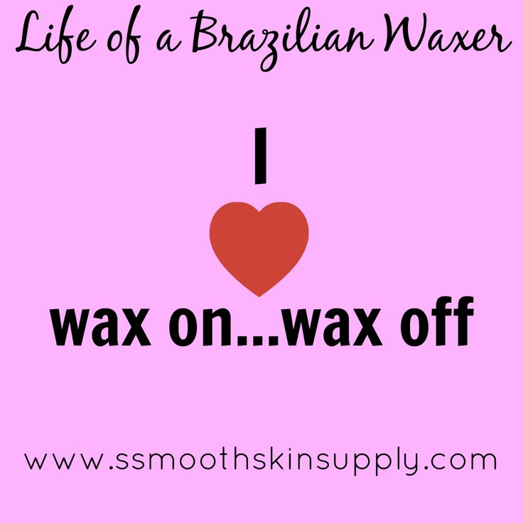 Life of a Brazilian Waxer
