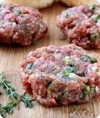 Sundried Tomato & Basil Turkey Burgers- High Protein Recipe - Fitness Food