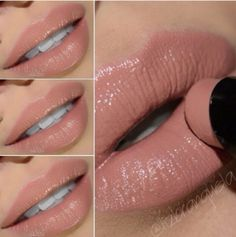 Neutral Lipstick, Wet n Wild Megalast color 902C Bare..